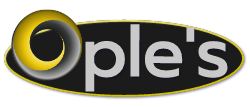Ople's Guest House logo